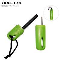 BRS-119贝尔取火打火石镁棒户外生火棒